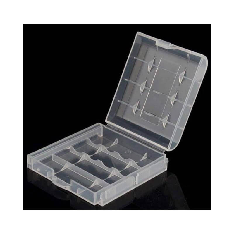 BOITE ACCU 4X 14500 Protection Accu 1,90€