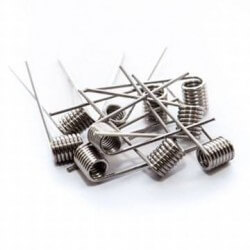 LOT 10 RESISTANCES KANTHAL A1 0.3 - 1.0 Ohm (28GA) Résistances 4,00 €
