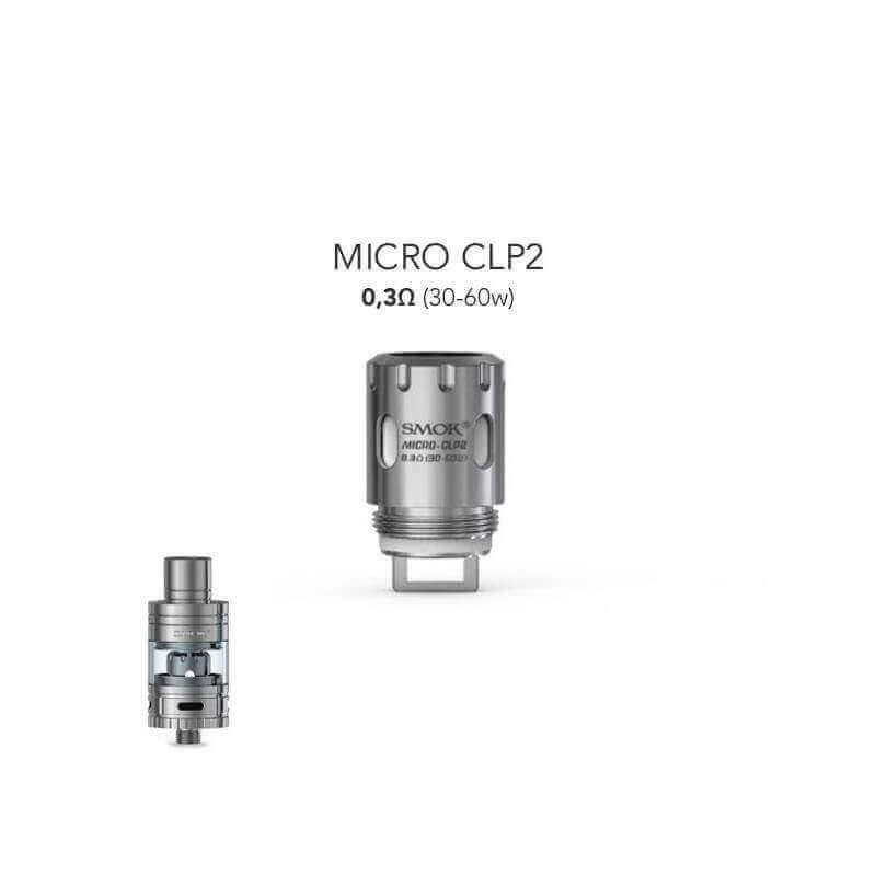 Smoktech - Résistance MICRO TVF4 SMOK