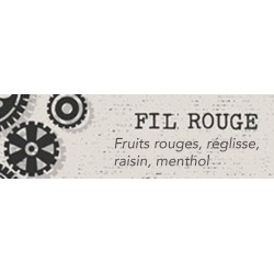 Fil Rouge - MDF e-Liquides 5,90€