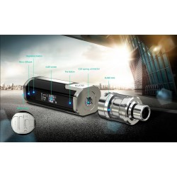BOX SINUOUS P80 WISMEC Mod & Box 37,00 €