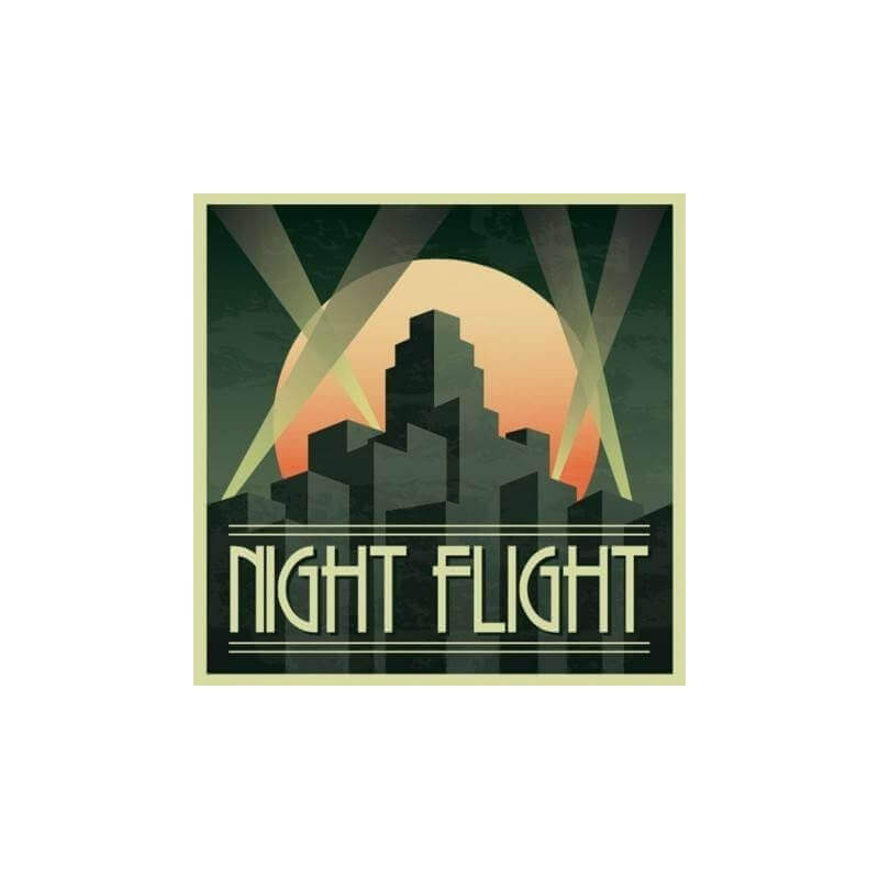 NIGHT FLIGHT 50ml Vaponaute Vaponaute 24 24,90€
