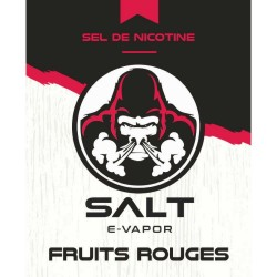 FRUITS ROUGES SALT E-VAPOR LE FRENCH Le French Liquide 5,75 €