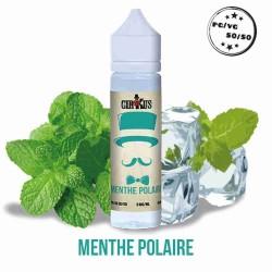 MENTHE POLAIRE CIRKUS 50 ML e-Liquides 22,90€