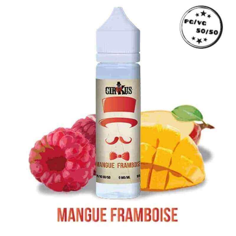 MANGUE FRAMBOISE 50 ML CIRKUS