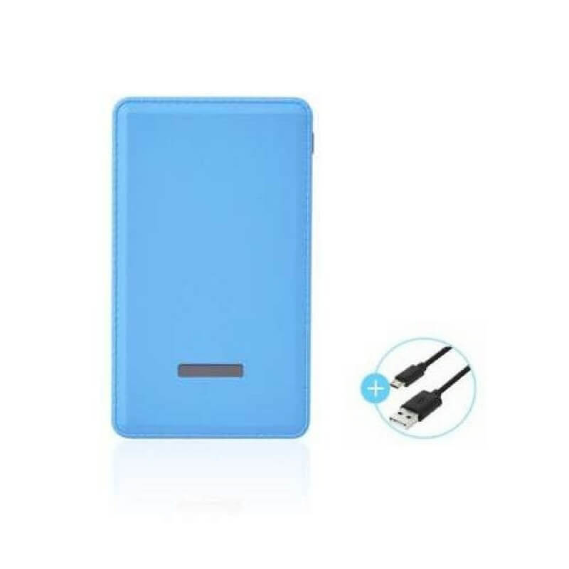 BATTERIE NOMADE POWERBANK 4000 MAH RYVAL Accus & Chargeurs 6,66€