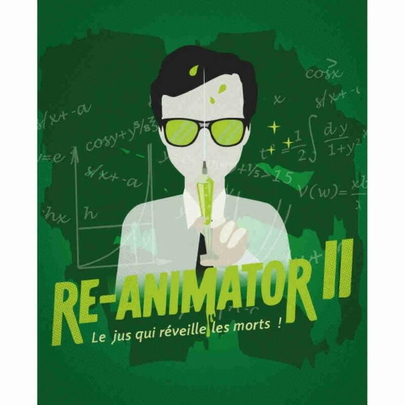 RE-ANIMATOR II LE FRENCH Le French Liquide 14,08€