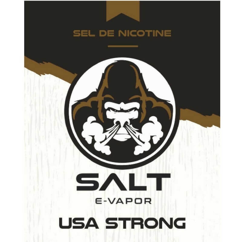 USA STRONG SALT E-VAPOR LE FRENCH Le French Liquide 5,75 €
