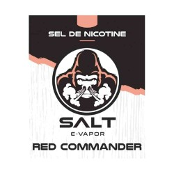 RED COMMANDER SALT E-VAPOR LE FRENCH