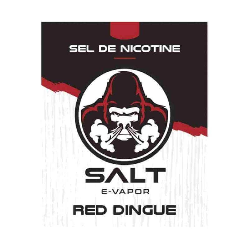 RED DINGUE SALT E-VAPOR LE FRENCH Divers 5,75€