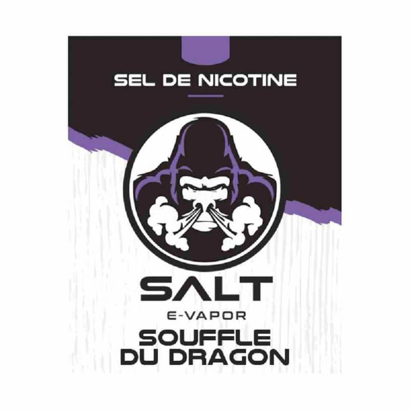 SOUFFLE DU DRAGON SALT E-VAPOR LE FRENCH e-Liquides 5,75 €