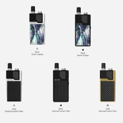KIT ORION DNA GO LOST VAPE carbon noir