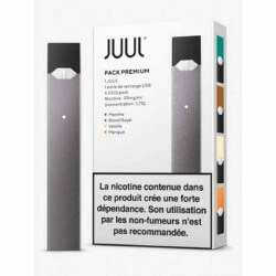 PACK PREMIUM JUUL E-cigarette 40,00€