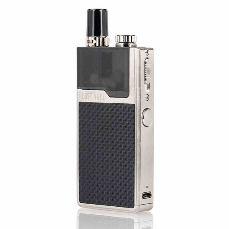 KIT ORION Q LOST VAPE silver/black E-cigarette 43,99 €