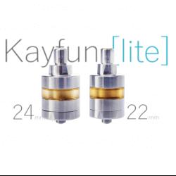 KAYFUN LITE 2019 SVOEMESTO Atomiseur reconstructible 79,99€
