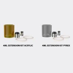 KIT EXTENSION 4 ML EXPROMIZER V4 EXVAPE Pièces détachées 4,99€
