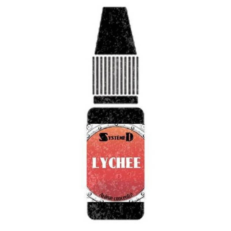 AROME LYCHEE SYSTEME D