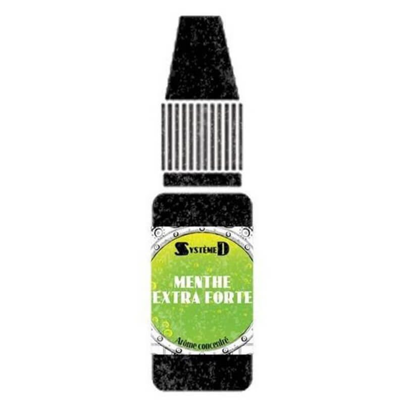 AROME MENTHE EXTRA FORTE SYSTEME D
