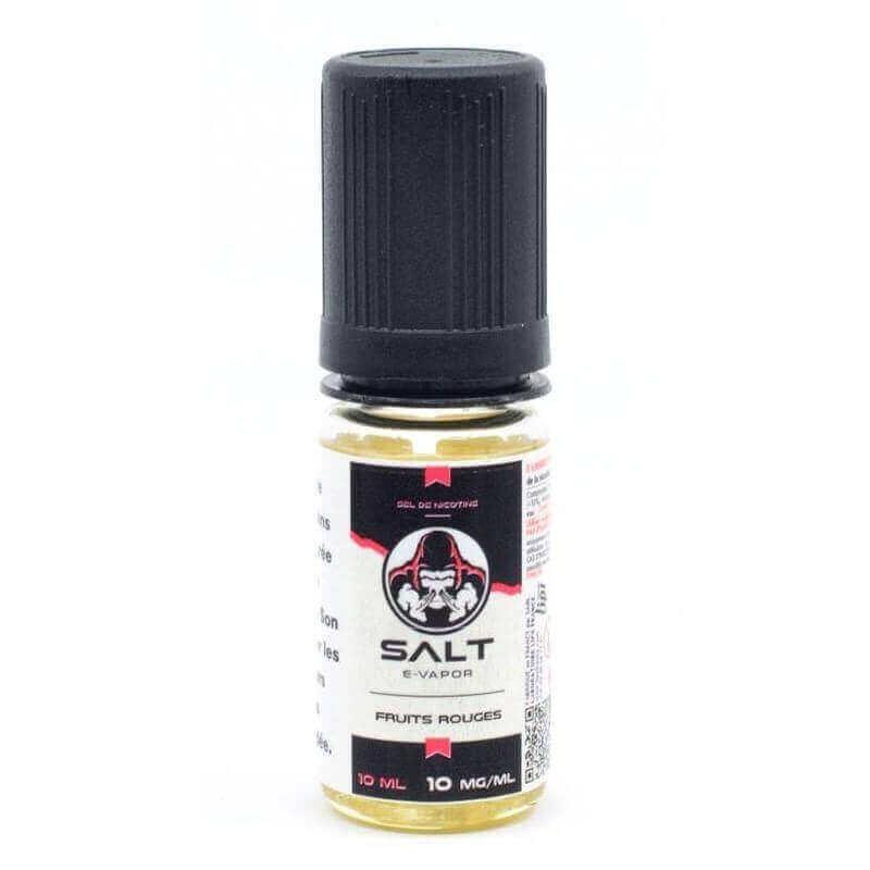 FRUITS ROUGES SALT E-VAPOR LE FRENCH