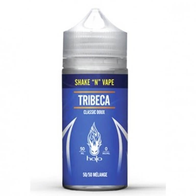 TRIBECA SHAKE N VAPE 50 ML HALO