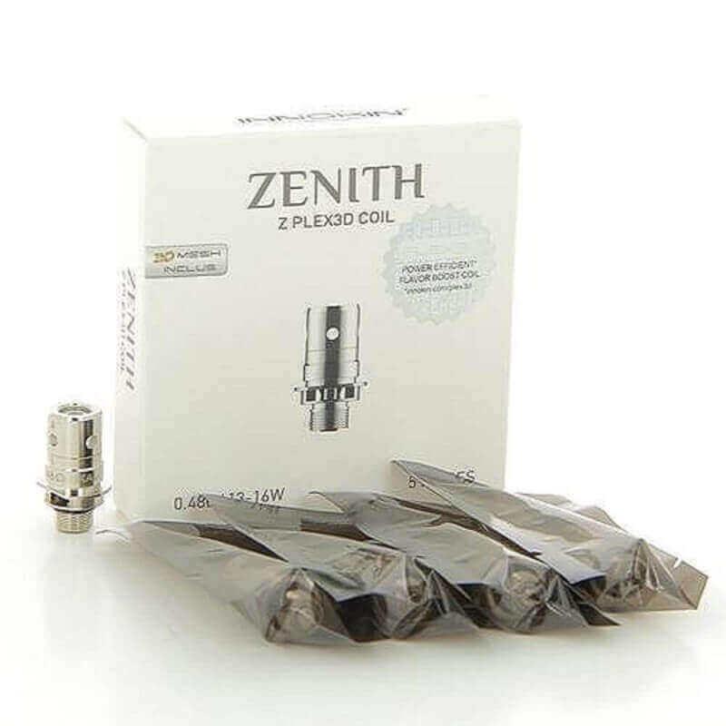 RESISTANCE ZENITH PLEX 3D 0.48 INNOKIN