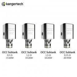 Resistance Subtank OCC Kangertech