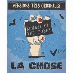 LA CHOSE GRAND FORMAT LE FRENCH