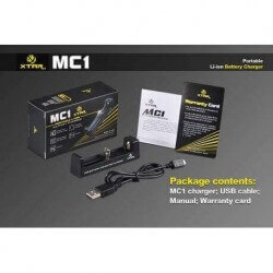 CHARGEUR XTAR MC1 Plus XTAR 10,00€