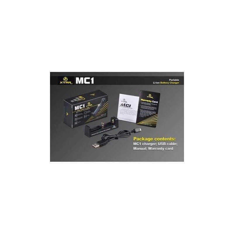 CHARGEUR XTAR MC1 Plus
