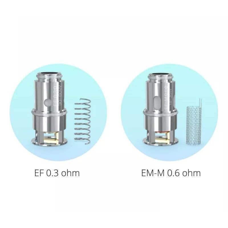RESISTANCES EF / EF-M ELEAF