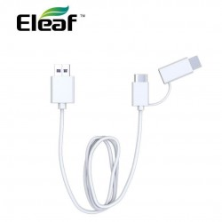 CABLE USB QC3.0 ELEAF