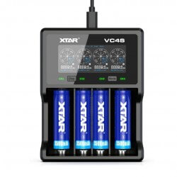 CHARGEUR VC4S XTAR