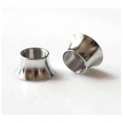BAGUE CACHE PDV CONE Stainless steel D18/19