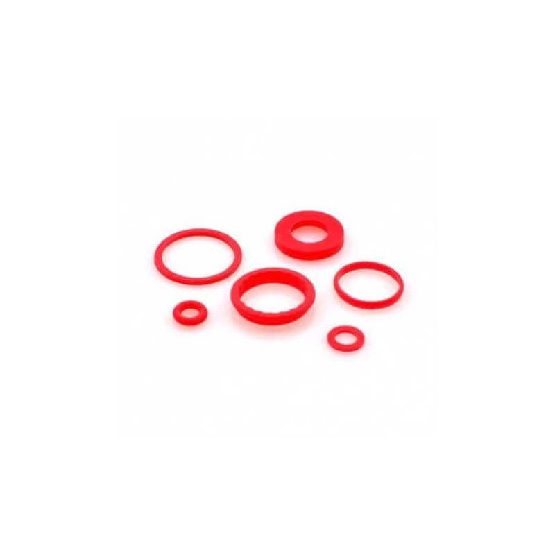 KIT JOINTS TOPTANK MINI red X 5