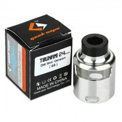 FENETRE TOP CAP TSUNAMI 24 mini GEEK VAPE