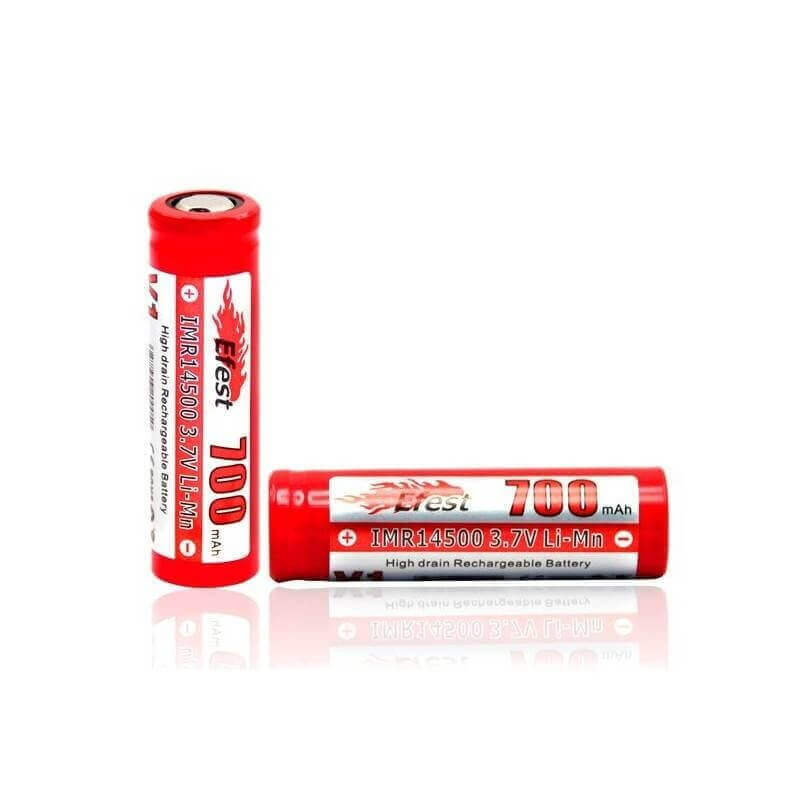 ACCU EFEST 14500 IMR 700 MAH Accus & Chargeurs 4,00€