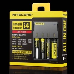 CHARGEUR NITECORE INTELLICHARGER I4