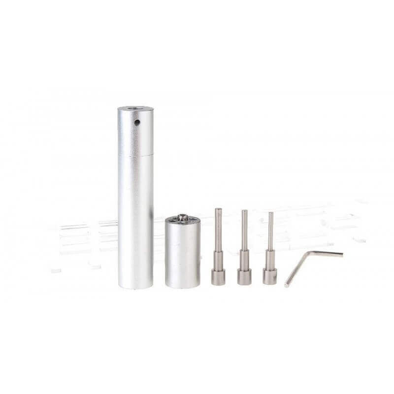 REVOLVER JIG COIL STEEL Outils 11,99€