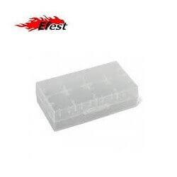 BOITE ACCU 4X18350 / 2X18650 Protection Accu 1,90€